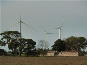 Wattle Point Wind Farm - Tourism Caloundra