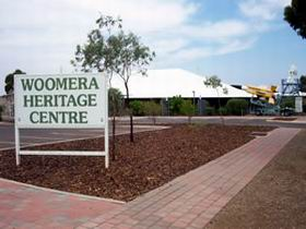 Woomera Heritage and Visitor Information Centre - Tourism Caloundra