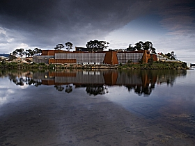 Museum of Old and New Art - MONA - Tourism Caloundra