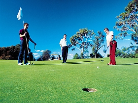 Oatlands Golf Course - Tourism Caloundra