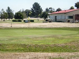 Campbell Town Golf Club - Tourism Caloundra