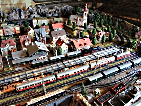Tudor Court Model Village and German Model Train World - Tourism Caloundra