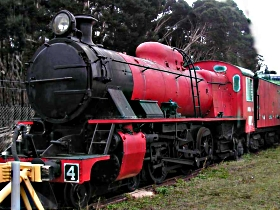 Don River Railway - Tourism Caloundra