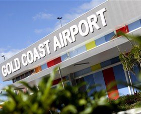 Gold Coast Airport - Tourism Caloundra