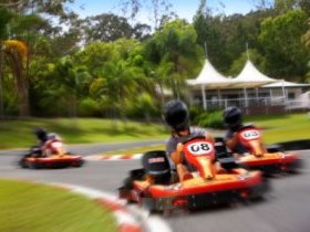 Big Kart Track Pty Ltd - Tourism Caloundra