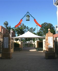 Gympie and Widgee War Memorial Gates - Tourism Caloundra