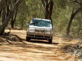 Ward River 4x4 Stock Route Trail - Tourism Caloundra