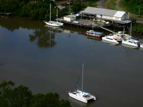 Port of Maryborough - Tourism Caloundra