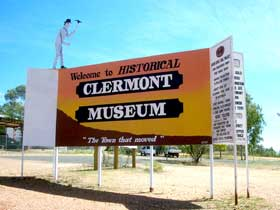 Clermont Historical Centre and Museum - Tourism Caloundra