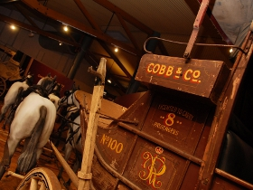 Cobb  Co Museum - Tourism Caloundra