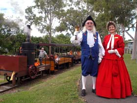 Maryborough Heritage City Markets - Tourism Caloundra