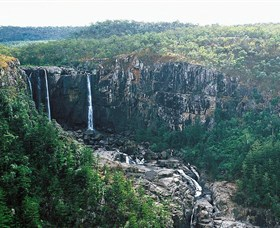 Blencoe Falls Girringun National Park - Tourism Caloundra