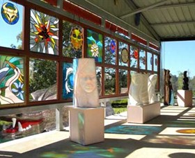 Alpha31 Art Gallery and Sculpture Garden - Tourism Caloundra