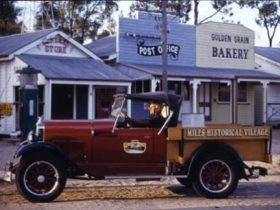Miles Historical Village and Museum - Tourism Caloundra