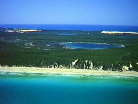 Fraser Island Great Sandy National Park - Tourism Caloundra