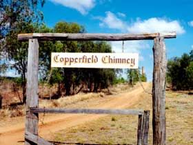 Copperfield Store and Chimney - Tourism Caloundra