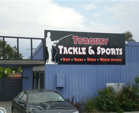 Torquay Tackle  Sports