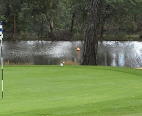 Hepburn Springs Golf Club - Tourism Caloundra