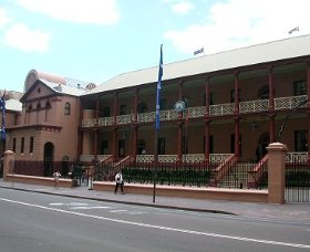 Parliament House - Tourism Caloundra