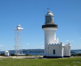 Point Perpendicular Lighthouse and Lookout - Tourism Caloundra