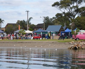 Greenwell Point Riverside Markets - Tourism Caloundra