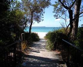 Greenfields Beach - Tourism Caloundra