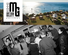 Matthew Gillett Gallery at Scarborough Hotel - Tourism Caloundra