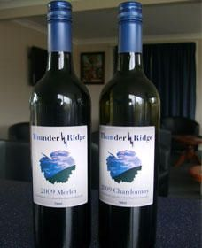 Thunder Ridge Wines - Tourism Caloundra