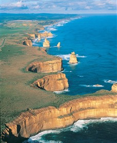 12 Apostles Flight Adventure from Torquay