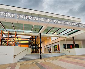 Gladstone Entertainment and Convention Centre - Tourism Caloundra