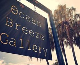 Ocean Breeze Gallery - Tourism Caloundra