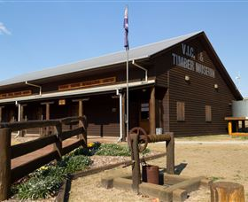South Burnett Region Timber Industry Museum - Tourism Caloundra