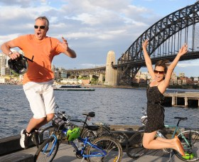 Bikebuffs - Sydney Bicycle Tours - Tourism Caloundra