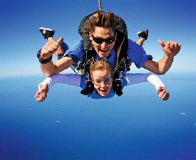 Skydive the Beach and Beyond Sydney - Wollongong - Tourism Caloundra