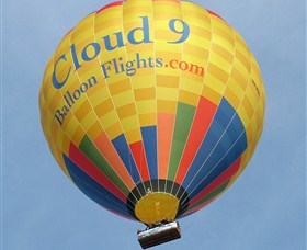 Cloud 9 Balloon Flights - Tourism Caloundra