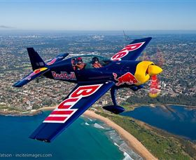 Red Baron Adventure Flights - Tourism Caloundra