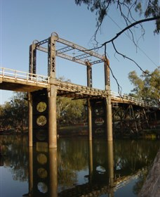 The Historic Barwon Bridge