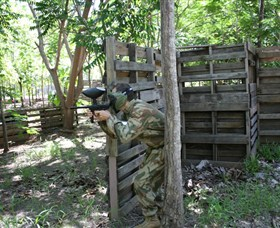 United Paintball - Tourism Caloundra