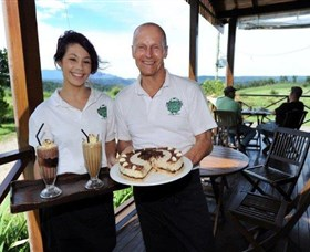 Mungalli Creek Biodynamic Dairy and Organic Cafe - Tourism Caloundra