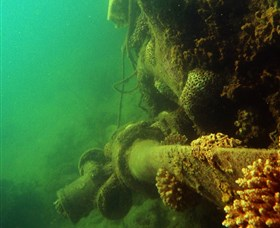 Wreck Diving at Magnetic Island - Tourism Caloundra