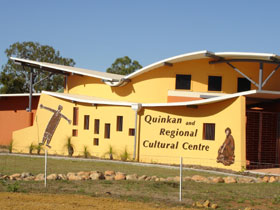 The Quinkan and Regional Cultural Centre - Tourism Caloundra