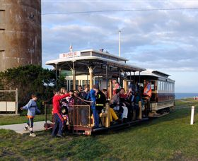 Portland Cable Trams - Tourism Caloundra
