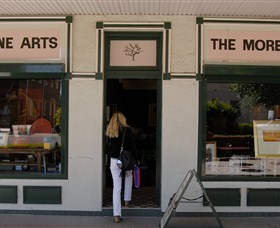 The Moree Gallery - Tourism Caloundra