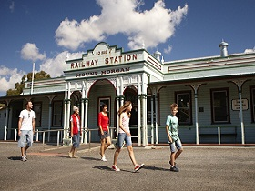 Mount Morgan Railway Museum - Tourism Caloundra