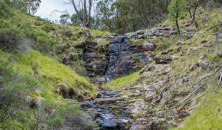 Hopetoun Falls walking track - Tourism Caloundra