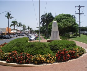 Yeppoon War Memorial - Tourism Caloundra