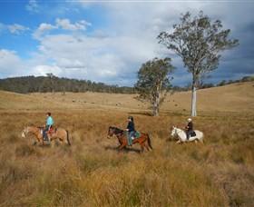 Chapman Valley Horse Riding - Tourism Caloundra