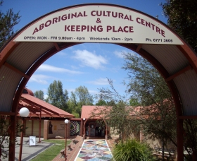 Armidale and Region Aboriginal Cultural Centre and Keeping Place - Tourism Caloundra
