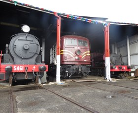 Valley Heights Locomotive Depot Heritage Museum - Tourism Caloundra