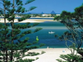 Bribie Island Recreation Area - Tourism Caloundra